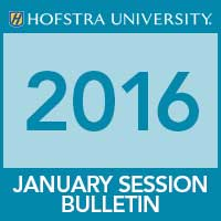 2016 January Session Bulletin