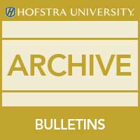 Archive Bulletins