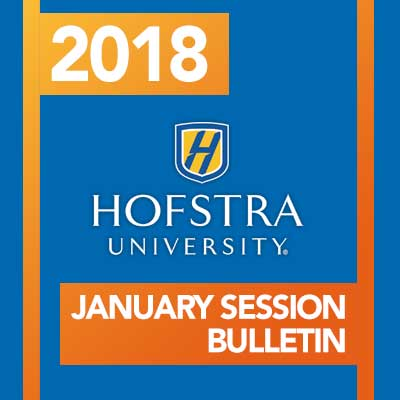 2017 January Session Bulletin